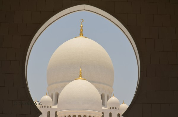 abu dhabi Sheikh Zayed Grand Mosque @lemonicks.com