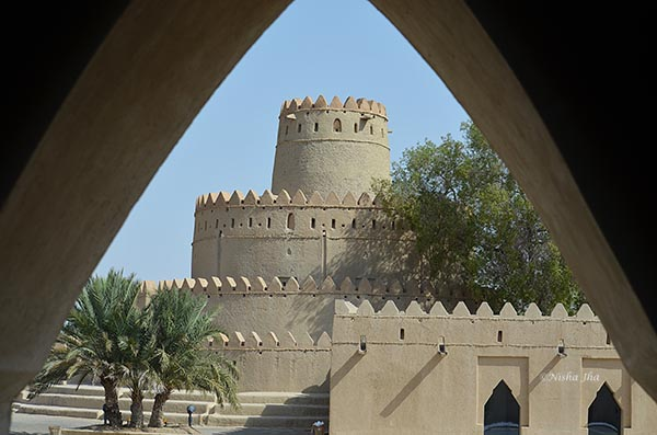 Al Jahili fort Al ain @lemonicks.com