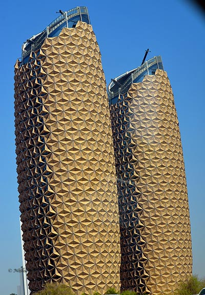 abu dhabi pineapple building @lemonicks.com