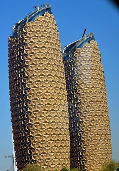 abu dhabi pineapple building @lemonicks.com
