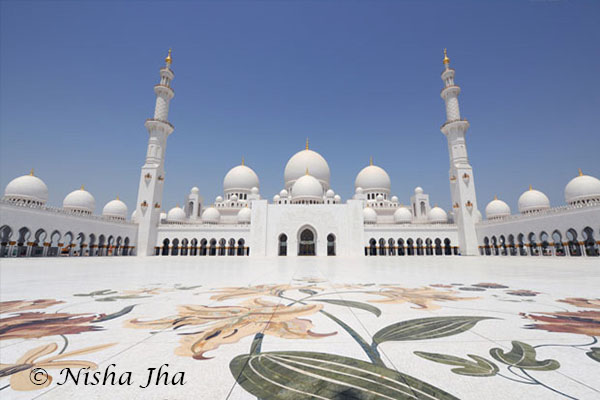 abu dhabi grand mosque @lemonicks.com