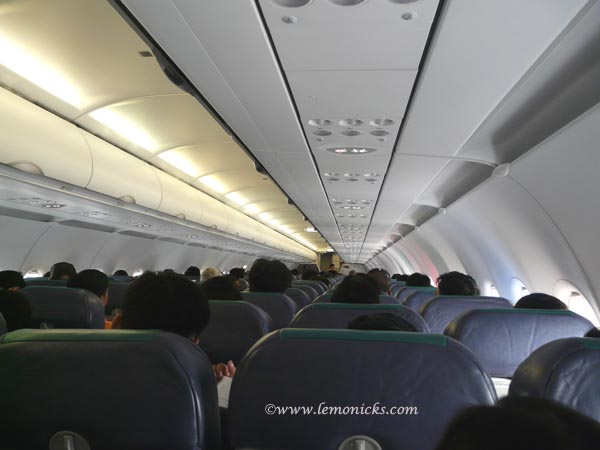 Inside aeroplane @lemonicks.com