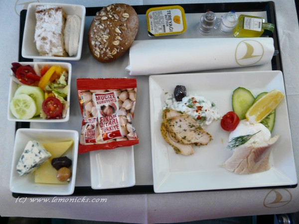 turkish airlines business class review @lemonicks.com