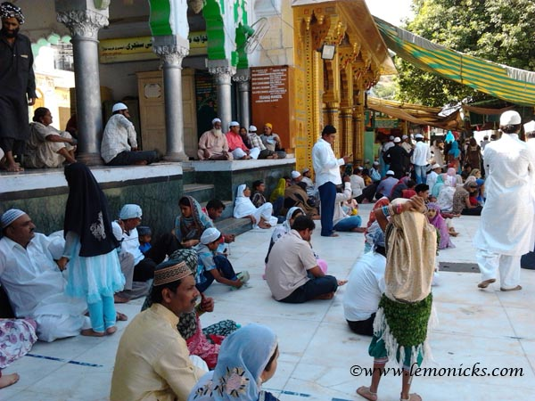 Dargah sharif @lemonicks.com