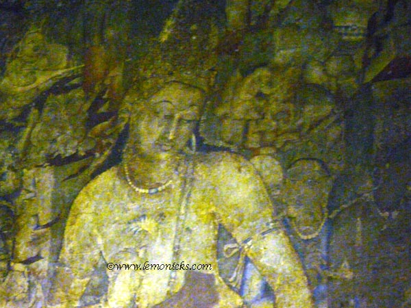 Ajanta caves @lemonicks.com