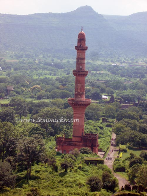 Chand minar @lemonicks.com