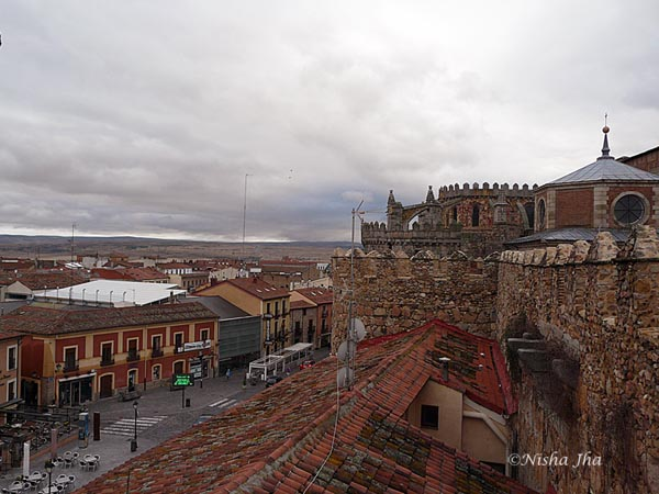 sky in Avila @lemonicks.com
