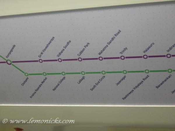 namma metro @lemonicks.com
