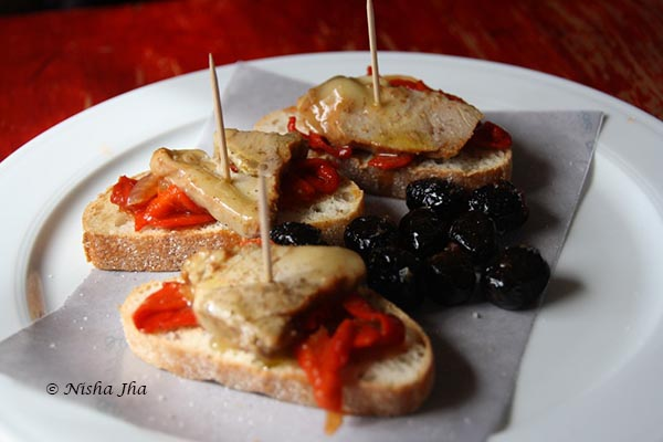 Tapas in spain @lemonicks.com