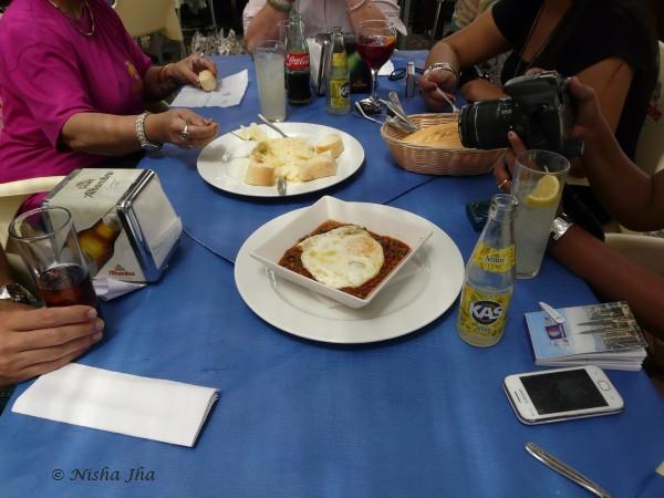 Tapas the Free Food in spain @lemonicks.com