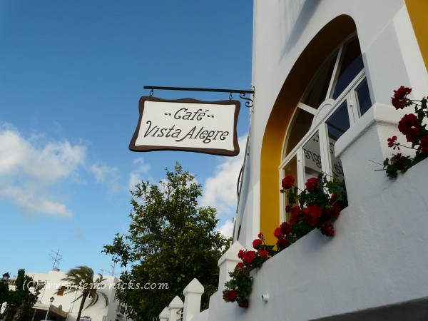 cafe in Ibiza @lemonicks.com