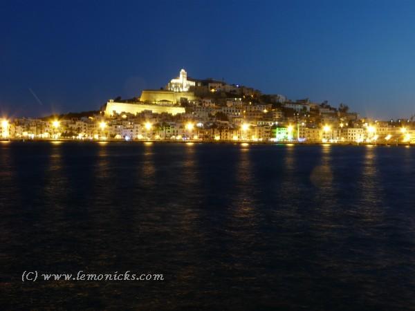 old town at night ibiza@lemonicks.com