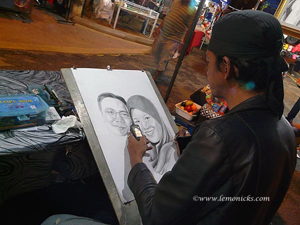 street artist Johor bahru @lemonicks.com