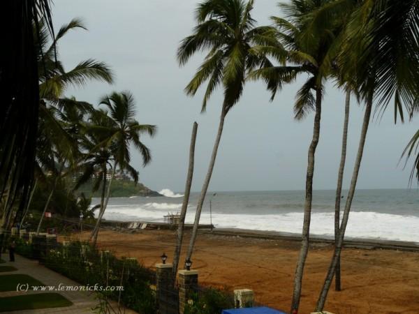 kerala beach @lemonicks.com