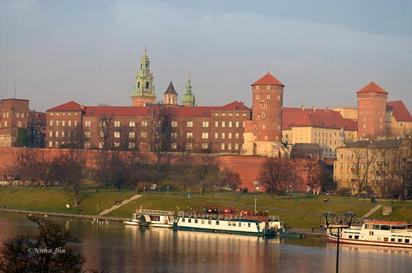 Wawel Castle krakow @lemonicks.com