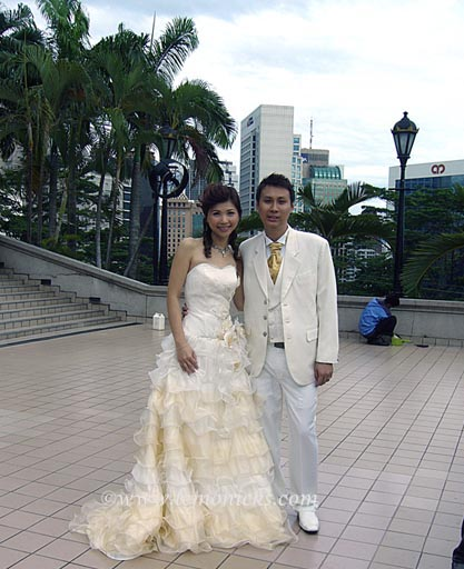 wedding in malaysia @lemonicks.com