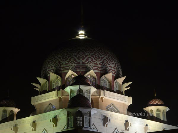 putra jaya mosque @lemonicks.com