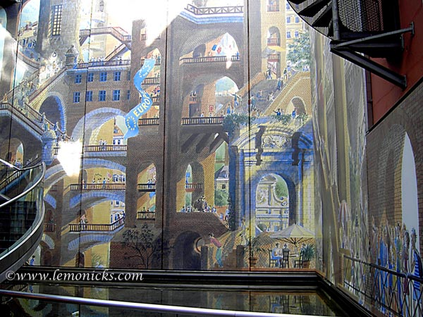 mural at Lille @lemonicks.com