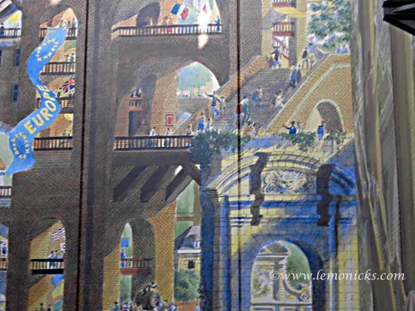 mural at Lille @lemonicks.com