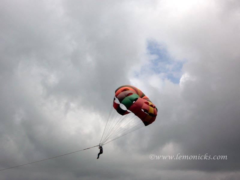 parasailing Panchgani @lemonicks.com