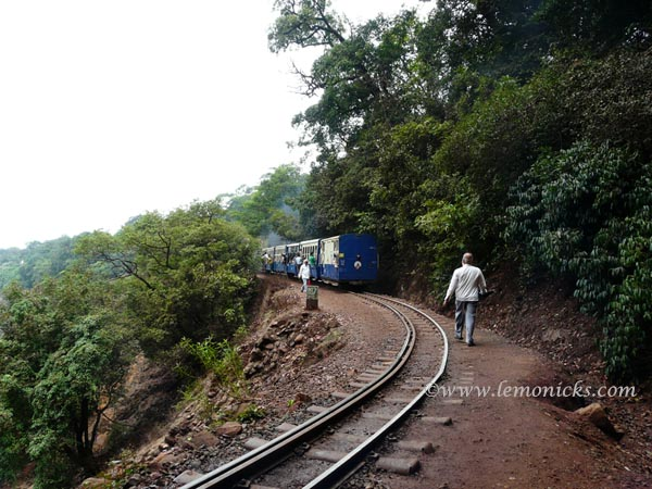Toy train at Matheran @lemonicks.com