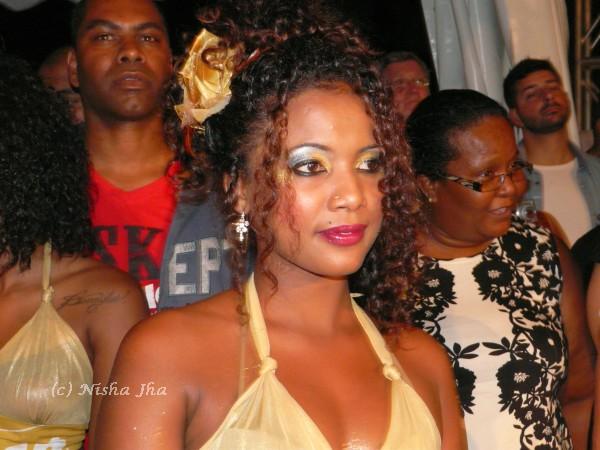 Mauritius dancer @lemonicks.com