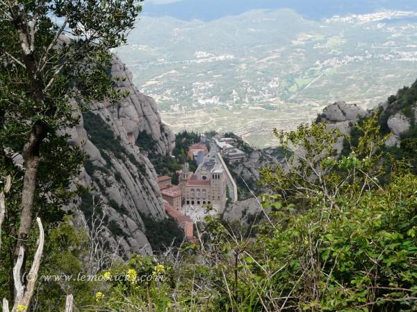 view from upper hill montserrat @lemonicks.com