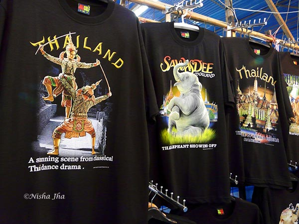 thailand t-shirts @lemonicks.com