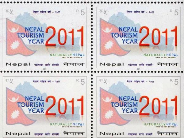 stamp nepal  @lemonicks.com