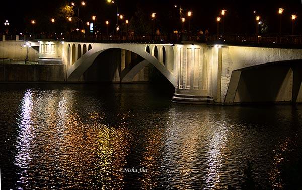 Seville at night lemonicks.com