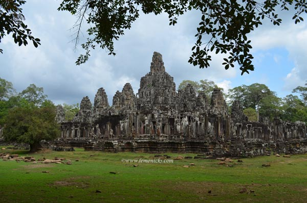 Bayon temple @lemonicks.com