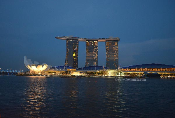 marina bay sands Singapore @lemonicks.com