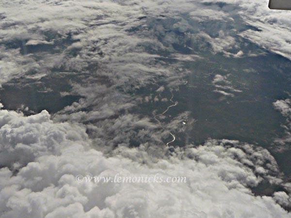 Colors of my travel clouds @lemonicks.com