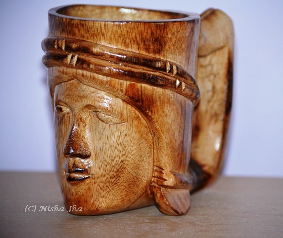 wooden mug @lemonicks.com