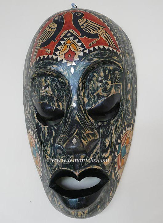 mask from malacca @lemonicks.com