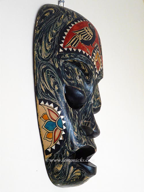 mask from malacca @lemonicks.com
