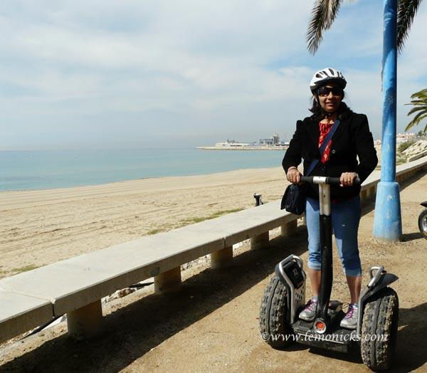 segway Tarragona @lemonicks.com