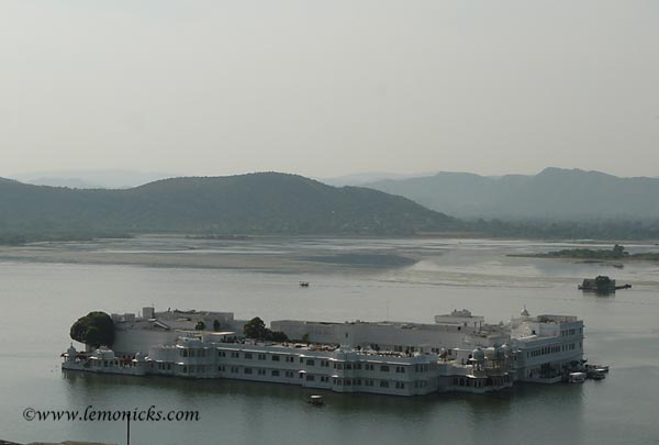 Udaipur palace @lemonicks.com