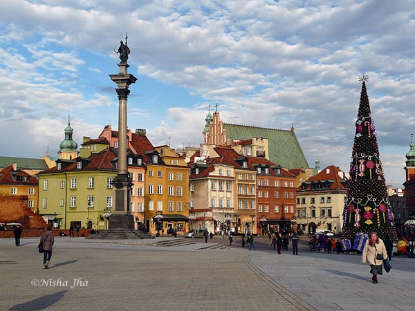 historic centre warsaw @lemonicks.com