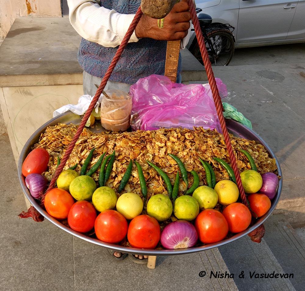 street food lucknow