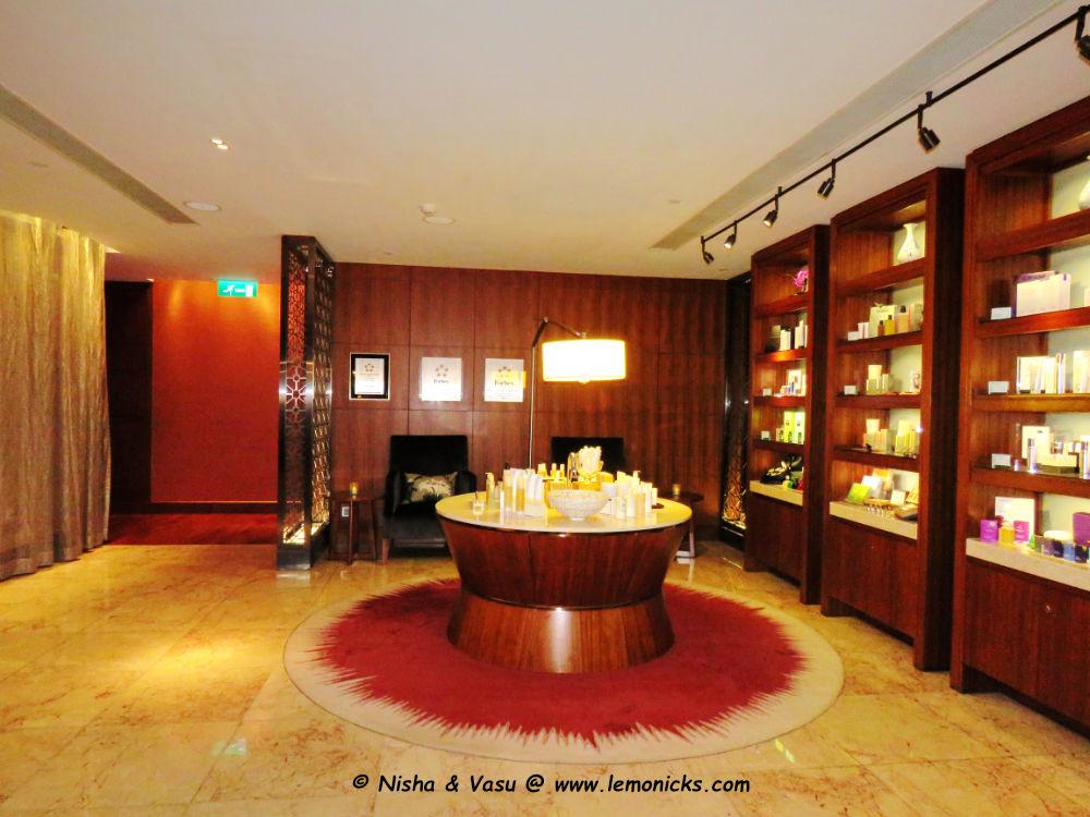 luxury spa in macau