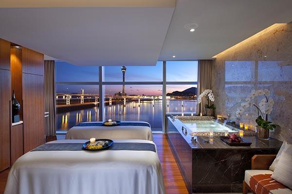 The Spa at Mandarin Oriental, Macau-Bamboo Suite.2