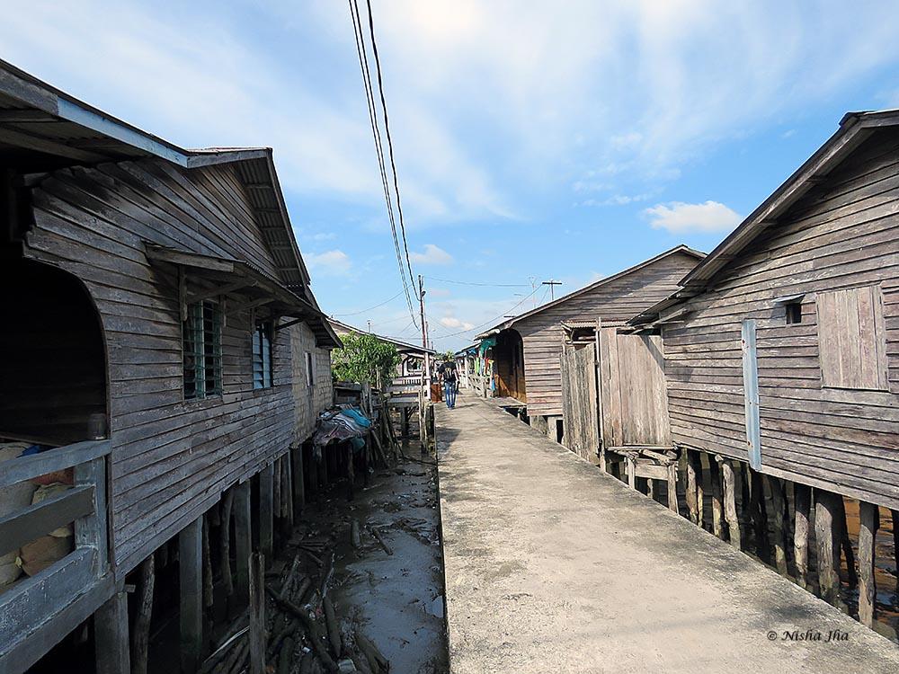 senggarang village bintan