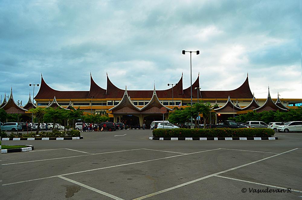 Padang, Minangkabau region