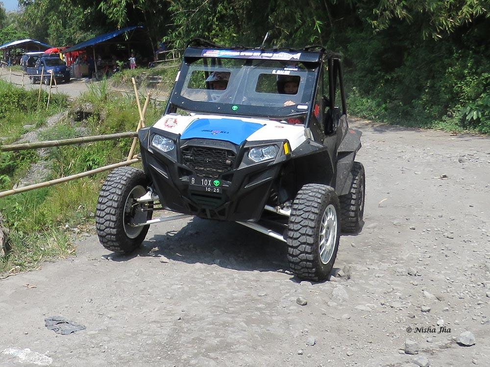 adventures Merapi