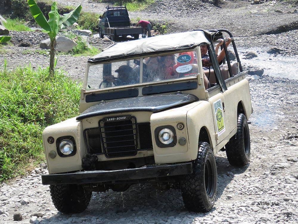 adventure activities Merapi yogyakarta