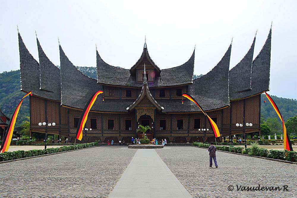 Minangkabau Palace, Rumah Gadang