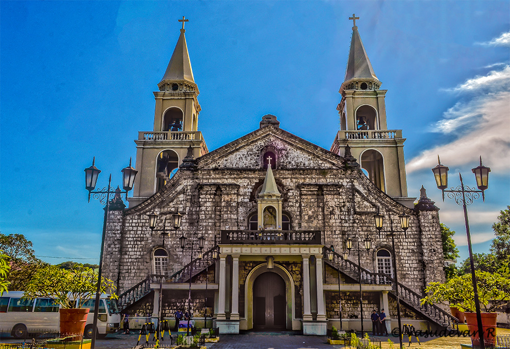 Places to visit in iloilo, things to do Iloilo city, Western Visayas, Jaro Cathedral