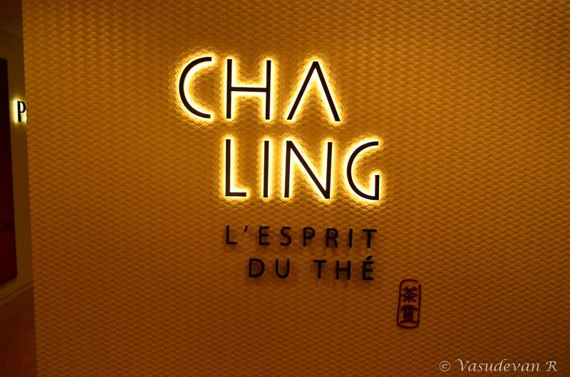 Harbour City, Cha Ling L''esprit du The, Tea welness Spa