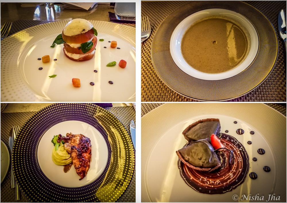 Sirocco restaurant Jaipur